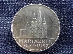 Osztrák ezüst 25 Schillig 1957, Mariazell Bazilika