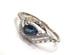 Ezüst női gyűrű (Szeg-Ag79822)