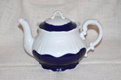 Zsolnay? Pompadur teás kanna ( szűrős ) ( DBZ 0080 )