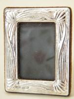 Mini ezüst (925-ös) asztali képkeret