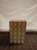 Retro rejtet könyv formájú fotóalbumok egyben