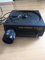 Kodak Carousel diavetítő, kodak 70-120mm lencsével!