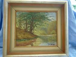 Bodzássy István (Makó, 1887. december 11. – ?) nagy magyar festőművész.egyik legszebb alkotása