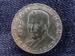 Osztrák ezüst 25 Schillig 1970, Franz Lehar/id 9593/