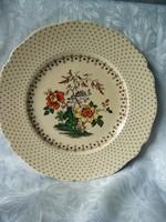 Antik Angol tányér