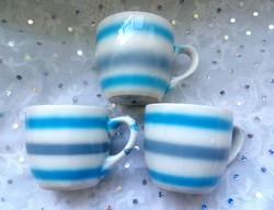 Gránit kicsi kávés csészék