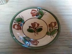 Kerámia fali dísz tányér