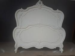 Ágy,barokk ágy