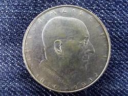 Ausztria, Ignaz Seipel halála ezüst (.640) 2 Schilling 1933 (id9569)