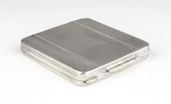 0X145 Régi 800-as ezüst púderes szelence 70g