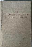 Driving, structure and operation of the car ii. Edition written and published by kerber printing