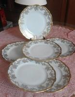 Weimar Katharina süteményes tányérok - 6 db -