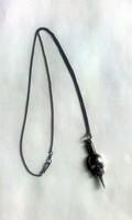 Antique nyaklanc ,regi medallal 2 db.