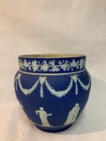 Wedgewood porcelán kaspó
