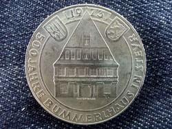 Ausztria, A Bummerl Ház 500. évfordulója ezüst (.900) 50 Schilling 1973/id 9550/