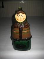 Karcagi butella   ,23 cm , jelzett ,szép  termék