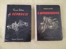 Ternai Zoltán: A gépkocsi, A motorkerékpár