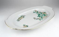 0X137 Henneberg porcelán kínáló tál 32 cm