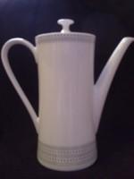 Antik Art decó  nagy Kávé-tea kiöntő jelzett  hibátlanúl