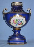 Ritka Drezdai váza