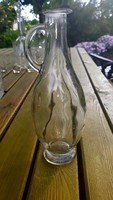 Üveg  butella