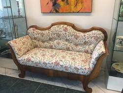 Szecessziós kanapé, szófa