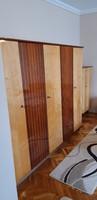 Intarziás hálószoba bútor szett