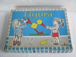 Figura retro logikai játék