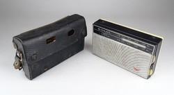 0X164 Régi SOKOL tranzisztoros rádió