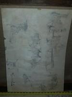 Kimnach László szösszenetek, piszkos papíron