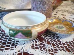 2 db ALT WIENI porcelán