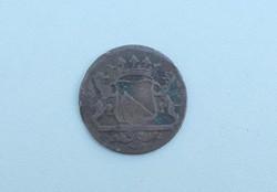 1768 Holland város pénz eladó