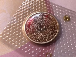 1999 ezüst 5 márka 15,5 gramm 0,925 PP