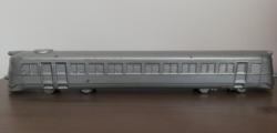 Táncsics aluminium vonat makett 25cm