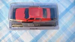 Skoda 120L l modellautó