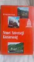 Német Szövetségi Köztársaság (NSZK) retro útikönyv