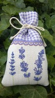 New lavender bag-beautiful design also for 14x9 cm gift