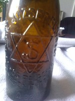 Sörös üveg 1912 -ből