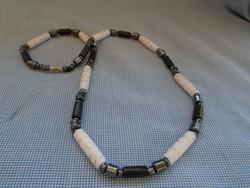 Indián motivumas unixes nyaklánc új nem használt darab  52 cm hosszú