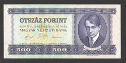 500 forint 1990.  UNC!!  RITKA!!