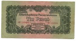 10 pengő 1944 VH. 4.