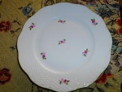 Ó herendi ibolyamintás (Címeres) jelzéssel porcelán tányér 20,5 cm