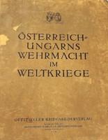 A háború hivatalos képe: Ausztria-Magyarország Wehrmacht a világháborúban (Offizielles Kriegsbilder)