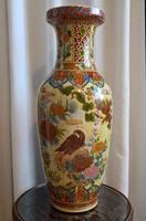 Hatalmas kézzel festett padlóváza Ming Dynasty