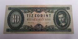 Szép 10 Forint 1949, vf.