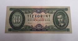 10 Forint 1962.
