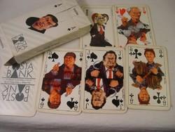 Rendszerváltó politikusok römi kártya