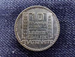 Franciaország, ezüst (.680) 10 Frank 1930/id 9460/