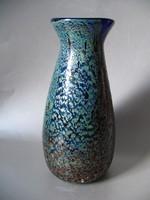 Modern, többrétegű váza (24,8 cm)