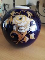 Wallendorf gömb váza